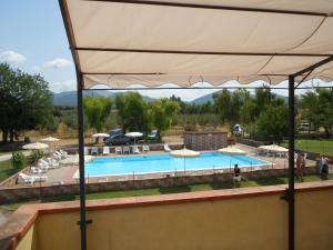 Residence Guardamare, Aparthotely  San Vincenzo - big - 42