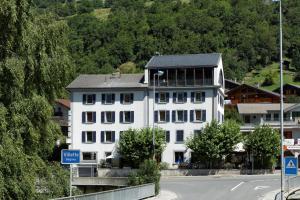 Hotel Restaurant Le Giétroz