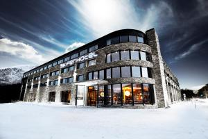 Quality Hotel Skifer, Гейрангер