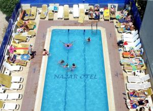 Nazar Hotel, Hotely  Didim - big - 34
