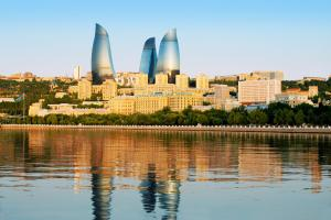 Отель Fairmont Baku - фото 2