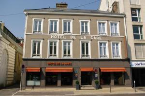 obrázek - Hotel de la Gare Troyes Centre
