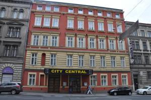 City Central De Luxe, Hotels  Prag - big - 14