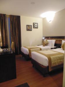 Tavisha Hotel, Hotels  New Delhi - big - 6
