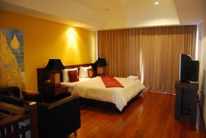 Chateau Dale Boutique Resort Spa Villas, Resort  Pattaya South - big - 22