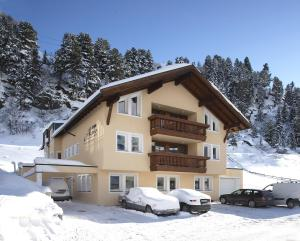 Haus Aktiv - Accommodation - Obergurgl-Hochgurgl