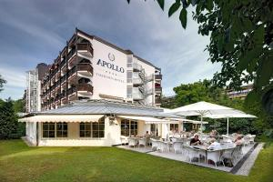 Thermenhotel Apollo, Hotels  Bad Füssing - big - 3