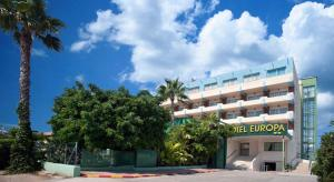 Hotel Europa, Hotely  Alfaz del Pi - big - 1