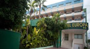 Hotel Europa, Hotely  Alfaz del Pi - big - 18