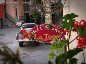 La Torre, Bed and Breakfasts  Isolabona - big - 28