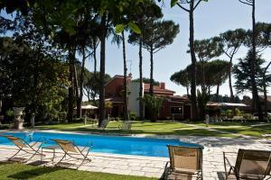 Villa Nocetta Roma