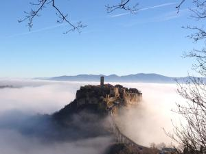 Nearby hotel : Civita B&B