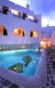 Antirides Hotel Paros Island