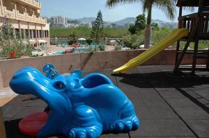Hotel Victoria Playa, Hotel  Almuñécar - big - 10