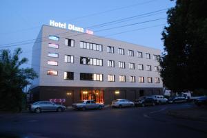 Диана (Diana Hotel)