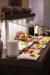 Hotel Hof Galerie, Hotely  Morsum - big - 33