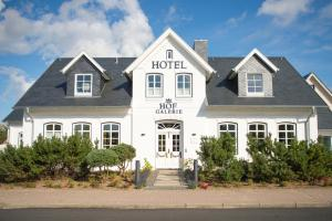Hotel Hof Galerie, Hotely  Morsum - big - 1
