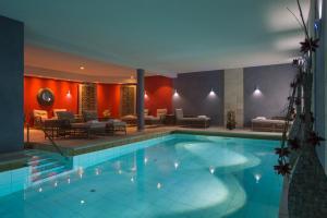 Hotel Hof Galerie, Hotely  Morsum - big - 38