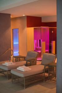 Hotel Hof Galerie, Szállodák  Morsum - big - 37