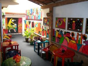 Arte Brasileira, Bed and Breakfasts  Salvador - big - 64