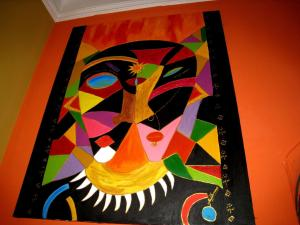 Arte Brasileira, Bed and Breakfasts  Salvador - big - 80
