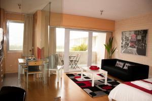 Studio Residence Pontoau