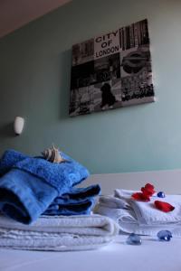 B&B Zahir, Bed & Breakfasts  Castro di Lecce - big - 4