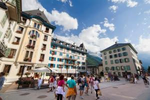 Grand Hôtel des Alpes - Hotel - Chamonix