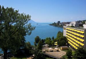 Royal Plaza Montreux & Spa - Hotel - Montreux
