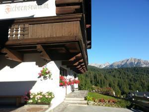 Haus Fichtenstamm, Apartmány  Seefeld in Tirol - big - 47