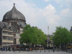 Liège flats, Ferienwohnungen  Lüttich - big - 170