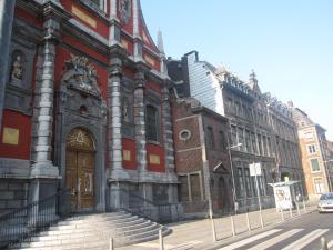 Liège flats, Ferienwohnungen  Lüttich - big - 172