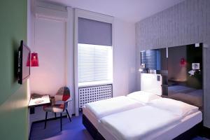 호텔 크리스탈 - 프랑크푸르트 시티 (Hotel Cristall - Frankfurt City)