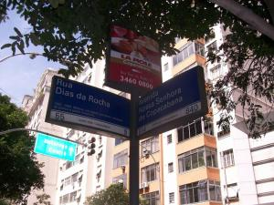 Nearby hotel : Copacabana Apartment Dias da Rocha