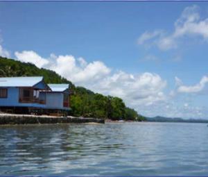 Maringe Lagoon Lodge