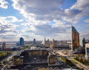 Апартаменты АпартИнн Астана - фото 2