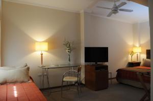 Parra Hotel & Suites, Hotely  Rafaela - big - 15