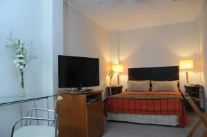 Parra Hotel & Suites, Hotely  Rafaela - big - 13