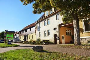 Pension Damköhler Thale OT Westerhausen