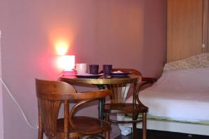 La Chambre du Marin, Bed & Breakfast  Honfleur - big - 6