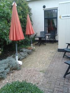 Bij De Vuurtoren, Apartmány  Hollum - big - 19