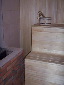Отель Уютный теплый дом - фото 14