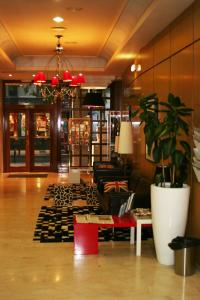 Hotel Don Jaime 54, Hotels  Zaragoza - big - 19