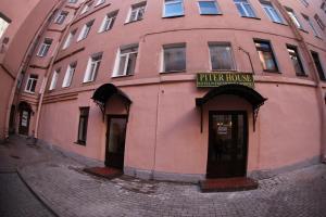 Piter House, Отели  Санкт-Петербург - big - 35