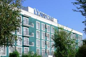 Отель Виктория, Капчагай