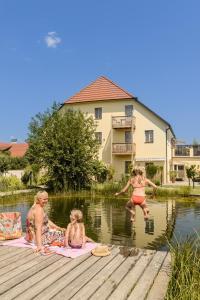 ad vineas Gästehaus Nikolaihof-Hotel Garni, Hotel  Mautern - big - 24