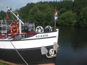 Passengership Avanti, Botely  Amsterdam - big - 35