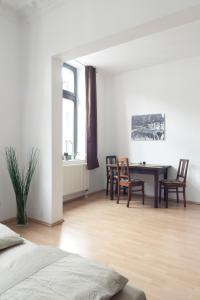 Ferienwohnung Leipzig-Zentrum, Апартаменты  Лейпциг - big - 8