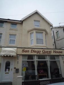 San Diego Guest House - Blackpool