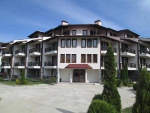 Edelweiss Park complex Alexander Services Apartments